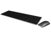 Dell KM714 Wireless Keyboard and Mouse Combo - keyboard and mouse set - US - black