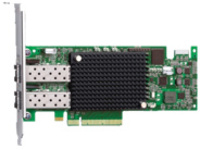 Emulex LightPulse LPe16002 - host bus adapter - PCIe 2.0 x8 - 16Gb Fibre Channel x 2