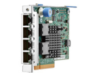 HPE 366FLR - network adapter - PCIe 2.1 x4 - Gigabit Ethernet x 4