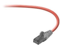 Belkin crossover cable - 0.3 m - red