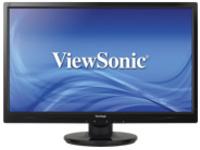 """Image of ViewSonic VA2446m-LED - LED monitor - 24"""""""