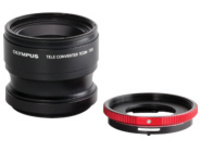 Olympus Telephoto Tough Lens Pack - converter