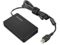 Lenovo ThinkPad 65W Slim AC Adapter (Slim Tip) - power adapter - 65 Watt