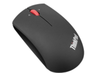 Lenovo ThinkPad Precision Wireless Mouse - mouse - 2.4 GHz - graphite black