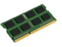 Kingston - DDR3L - 8 GB - SO-DIMM 204-pin - 1600 MHz / PC3L-12800 - CL11 - 1.35 V - unbuffered - non-ECC