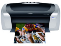 Image of Epson Stylus C88+ - printer - color - ink-jet