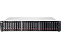 HPE Modular Smart Array 2040 SAN w/o SFP SFF Bundle - hard drive array