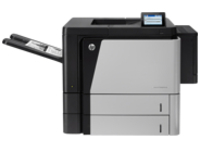 HP LaserJet Enterprise M806dn - printer - monochrome - laser