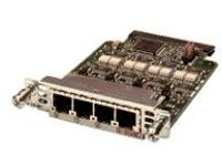 Cisco IP Unified Communications Voice/Fax Network Module - voice interface card - FXO