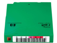 HPE Ultrium Non-Custom Labeled Data Cartridge - LTO Ultrium 4 x 20 - 800 GB - storage media