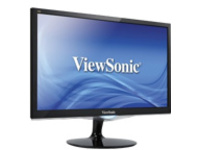 Image of ViewSonic VX2452MH - LED monitor - 24""
