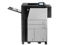 HP LaserJet Enterprise M806x+ - printer - monochrome - laser