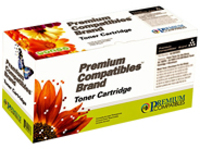 Premium Compatibles - 2-pack - black - toner cartridge (alternative for: HP 61X)