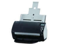 Image of Fujitsu fi-7160 - Document scanner - Duplex - 216 x 355.6 mm - 600 dpi x 600 dpi - up to 60 ppm (mono) / up to 60 ppm...