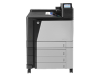 HP Color LaserJet Enterprise M855xh - printer - colour - laser
