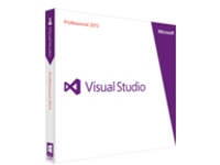 Image of Microsoft Visual Studio Professional 2013 - complete package