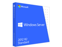 Microsoft Windows Server 2012 R2 Standard - Box pack - 10 CALs - DVD - 64-bit - English
