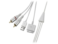 4XEM audio / charging cable - 1.3 m