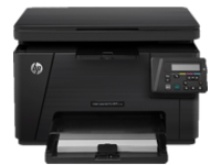 HP Color LaserJet Pro MFP M176n - multifunction printer ( colour )