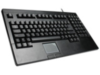 Adesso IPC ACK-730PB - keyboard - black