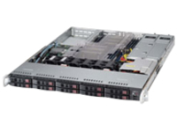 Supermicro SuperServer 1027R-WC1RT - rack-mountable - no CPU - 0 GB