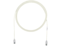 Panduit TX6-28 Category 6 Performance - patch cable - 3.05 m - off white