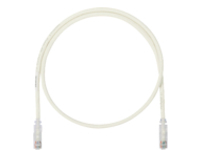 Panduit TX6A-SD 10Gig patch cable - 10.4 m - off white