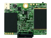 Transcend SATA Flash Module Horizontal - solid state drive - 512 MB - SATA 3Gb/s