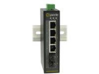 Perle IDS-105F-M2ST2 - switch - 5 ports - unmanaged