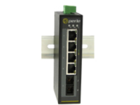 Perle IDS-105F-S2SC20-XT - switch - 5 ports - unmanaged