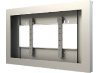 Peerless-AV Wall Kiosk Enclosure KIL647-S - mounting kit