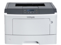 Image of Lexmark MS312dn - printer - monochrome - laser
