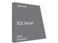 Image of Microsoft SQL Server 2014 Standard - box pack