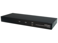 StarTech.com 2-Port Quad Monitor Dual-Link DVI USB KVM Switch with Audio & Hub (SV231QDVIUA) - KVM / audio / USB switch…
