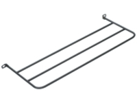Panduit Extended Strain Relief Bar cable strain relief - 19""