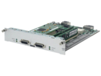 HPE 2--port E1 Voice HMIM Module - expansion module