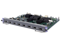 HPE 8-port 10GbE XFP SD Module - expansion module