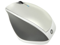 HP x4500 - mouse - white