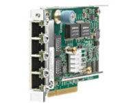 HPE 331FLR - network adapter - PCIe 2.0 x4 - Gigabit Ethernet x 4