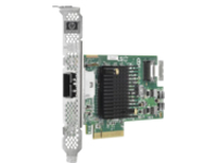 HPE H222 Host Bus Adapter - storage controller - SATA 6Gb/s / SAS 6Gb/s - PCIe 3.0 x8