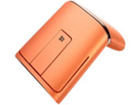 Lenovo N700 - mouse - Bluetooth, 2.4 GHz - orange