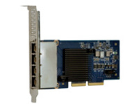 Intel I350-T4 ML2 Quad Port GbE Adapter for IBM System x - network adapter - ML2 - Gigabit Ethernet x 4