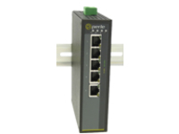 Perle IDS-105G-S2ST10 - switch - 5 ports - unmanaged