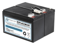 eReplacements - UPS battery - lead acid