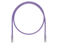 Panduit TX6A-SD 10Gig patch cable - 61 m - violet