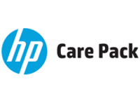 Electronic HP Care Pack Next Business Day Hardware Support - extended service agreement - 3 years - on-site