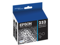 Epson DURABrite Ultra - 2-pack - black - original - ink cartridge
