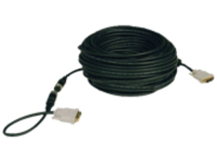 Tripp Lite 50ft DVI Single Link Digital TMDS Monitor Cable Easy Pull DVI-D M/M 50' - DVI cable kit - 15.2 m