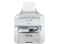 Epson WorkForce Pro WF-8090 DTWC - Printer - colour - Duplex - ink-jet - A3 - 4800 x 1200 dpi - up to 34 ppm (mono) / up to 34 ppm (colour) - capacity: 830 sheets - USB 2.0, Gigabit LAN, Wi-Fi(n)