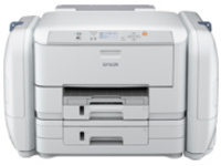 Epson WorkForce Pro WF-R5190DTW - Printer - colour - Duplex - ink-jet - A4/Legal - 4800 x 1200 dpi - up to 34 ppm (mono) / up to 30 ppm (colour) - capacity: 580 sheets - USB 2.0, Gigabit LAN, Wi-Fi(n), USB host